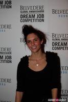 Belvedere Vodka Bartender's Dream Job Finals #408
