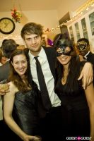 Annual Blacktie Christmas Masquerade #45