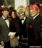 Annual Blacktie Christmas Masquerade #66