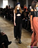 Vena Cava runway show at Milk Studios #1