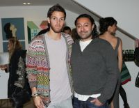 "Clare Rojas ""Inside Bleak"" Opening Reception #15"