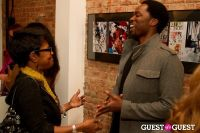 "Chenoa Maxwell's Solo Show ""Introspection: India"" Opening Reception #39"