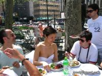Belgium Brunch in Bryant Park #40