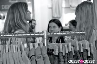 Opening of the Madewell South Coast Plaza Store #19