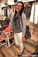 Opening of the Madewell South Coast Plaza Store #76