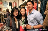 Opening of the Madewell South Coast Plaza Store #78