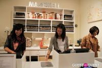 Opening of the Madewell South Coast Plaza Store #138