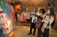 DM Weil Art Show & Benefit At Reiss #16