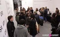 Allen Grubesic - Concept exhibition opening at Charles Bank Gallery #5