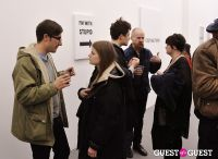 Allen Grubesic - Concept exhibition opening at Charles Bank Gallery #24