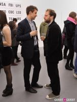 Allen Grubesic - Concept exhibition opening at Charles Bank Gallery #29