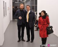 Allen Grubesic - Concept exhibition opening at Charles Bank Gallery #38