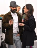 Allen Grubesic - Concept exhibition opening at Charles Bank Gallery #54