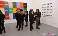 Allen Grubesic - Concept exhibition opening at Charles Bank Gallery #69