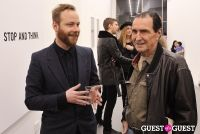 Allen Grubesic - Concept exhibition opening at Charles Bank Gallery #98