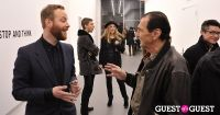 Allen Grubesic - Concept exhibition opening at Charles Bank Gallery #99