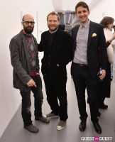 Allen Grubesic - Concept exhibition opening at Charles Bank Gallery #114