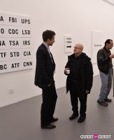 Allen Grubesic - Concept exhibition opening at Charles Bank Gallery #154