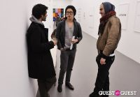 Allen Grubesic - Concept exhibition opening at Charles Bank Gallery #164