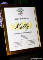 Happy Birthday Kelly Killoren Bensimon #38