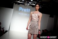 The Pratt Fashion Show with Honoring Hamish Bowles with Anna Wintour 2011 #110