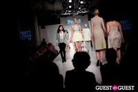 The Pratt Fashion Show with Honoring Hamish Bowles with Anna Wintour 2011 #123
