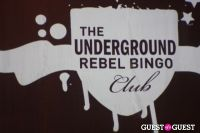 Underground Rebel Bingo Too #33