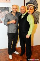 Billy Norwich, Gillian Hearst and the Sanctuary Hotel host party for artist Garrett Chingery #154