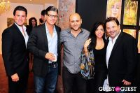 Billy Norwich, Gillian Hearst and the Sanctuary Hotel host party for artist Garrett Chingery #210