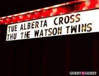Alberta Cross Residency at the Satellite #63