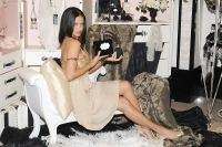Victoria's Secret Beauty Adriana Lima Launches NOIR Collection #3