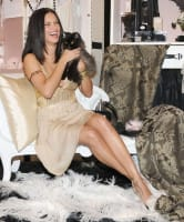 Victoria's Secret Beauty Adriana Lima Launches NOIR Collection #6