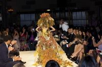 VillageCare's Tulips and Pansies Headdress Runway Show #44