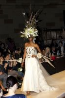 VillageCare's Tulips and Pansies Headdress Runway Show #60