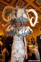VillageCare's Tulips and Pansies Headdress Runway Show #116