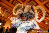 VillageCare's Tulips and Pansies Headdress Runway Show #117