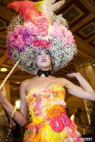 VillageCare's Tulips and Pansies Headdress Runway Show #119