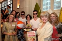 Girlfriend Getaways Magazine Spring Issue Premier Party at Chocolate Bar in Henri Bendel #48