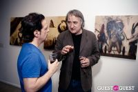 Robert Dandarov Exhibit Opening Party #77