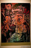 Tyler Rollins Fine Art presents Eko Nugroho & Wedhar Riyadi #8