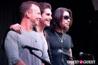 Jane's Addiction Rockwalk Induction Ceremony #3