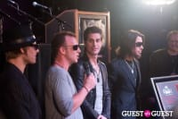 Jane's Addiction Rockwalk Induction Ceremony #19