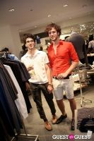 Sundek 2011 Men's Swim Party at Saks Fifth Avenue #36