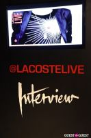 Interview Magazine Presents Lacoste L!VE #62