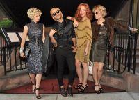 Broadway Tony Awards Nominations Fashion Party hosted by John J. #116