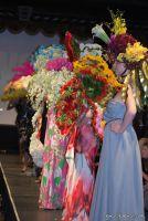 Tulips & Pansies  Headdress the Affair #5
