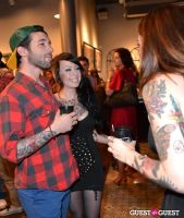 Grand Opening of Wooster St Social Club/ NY INK #27