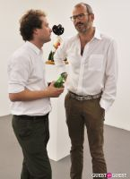 Daniel Mort - Obliquity opening at Charles Bank Gallery #76
