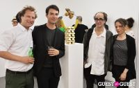 Daniel Mort - Obliquity opening at Charles Bank Gallery #82