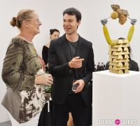 Daniel Mort - Obliquity opening at Charles Bank Gallery #144